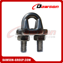 Stainless Steel Wire Rope Clips / Clamps U.S. Type