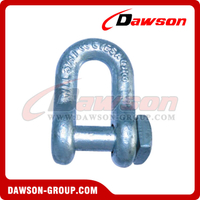 Forged Trawling Dee Shackle with Square Head