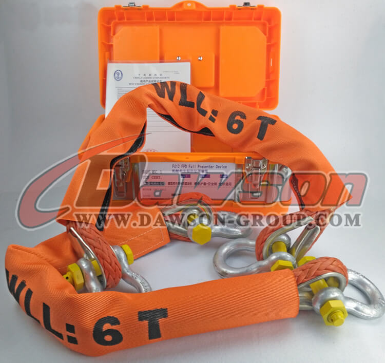 Fall Preventer Device for Lifeboat China Supplier