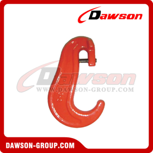 G80 / Grade 80 Lashing Type C Hook with Split Pin(Bolt) for Lashing Chain