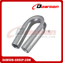 Stainless Steel Tube Thimble