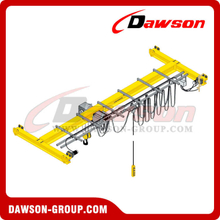 DIN/FEM Standard Electric Under Running Crane