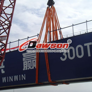 Dawson Polyester Round Slings Application