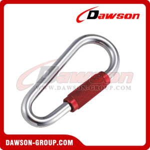 Stainless Steel Egg Type Snap Hook with Aluminum Screw