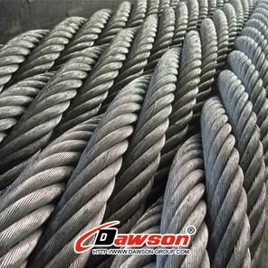 steel wire rope china factory manufacturer