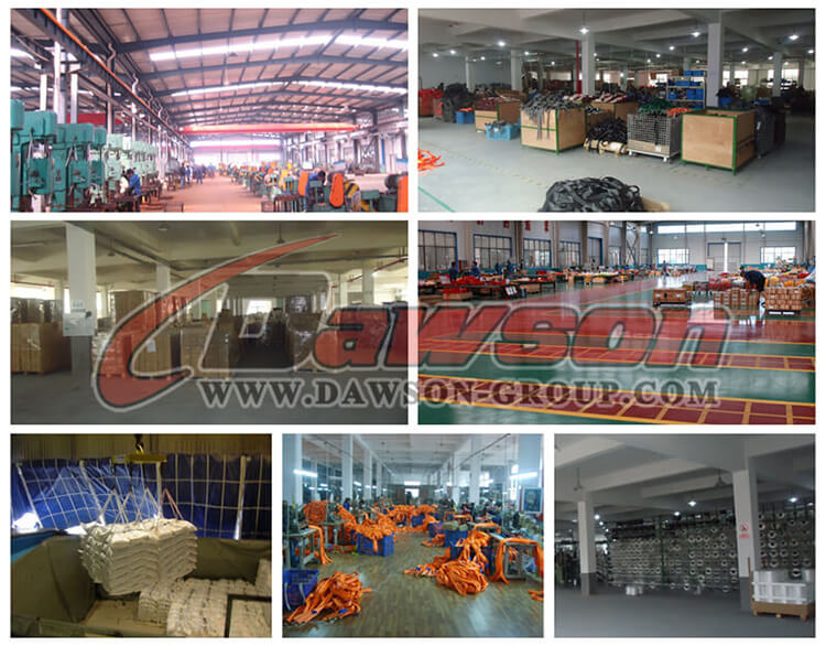 Factory of Grade 80 Alloy Lifting Chain EN818-2 - Dawson Group Ltd. - China Manufacturer, Supplier, Factory