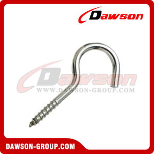 Stainless Steel Hook Screw