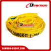 WLL 3T Polyester Round Slings