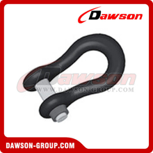 Bow Shackle for Oil Platform Mooring Chain