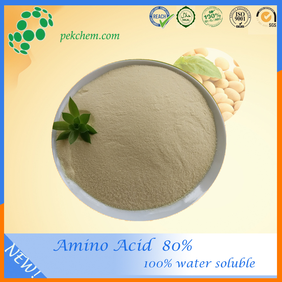 Amino acid powder 80%