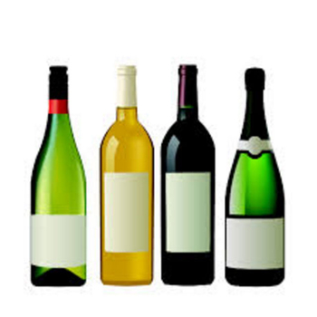 Styles Glass Wine Bottles