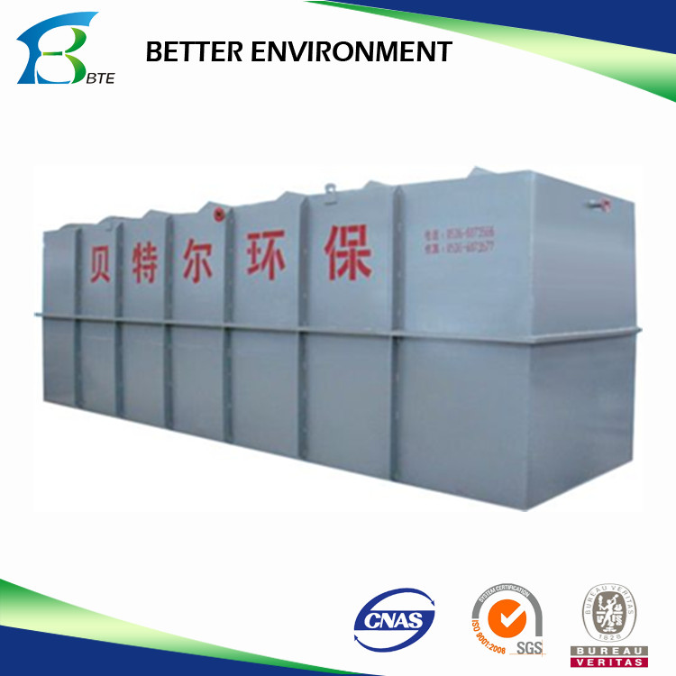 MBR sewage water treatment machine