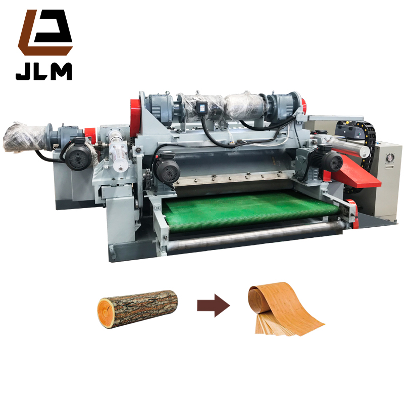 Ce Certificate Heaven Plywood Veneer Peeling Making Machine