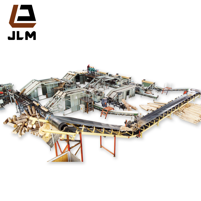 complete particle board production line machine