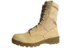 Direct Injection Technology Military Desert Boots