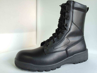 high quality first grade cow leather military ranger boots