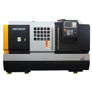 CK6150 CNC Lathe with Auto Bar Feeding Device Optional