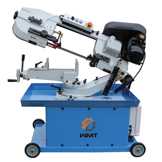 BS-712R 92 Inch Slow Speed Band Saw With Swivel Base