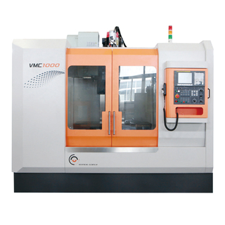 VMC1000 39 1/3''x22 2/5''x25 1/2'' CNC Vertical Machining Center