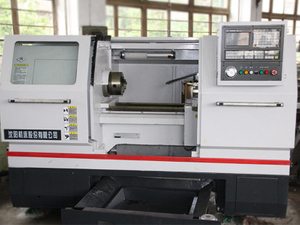 Digital Controlled Lathe