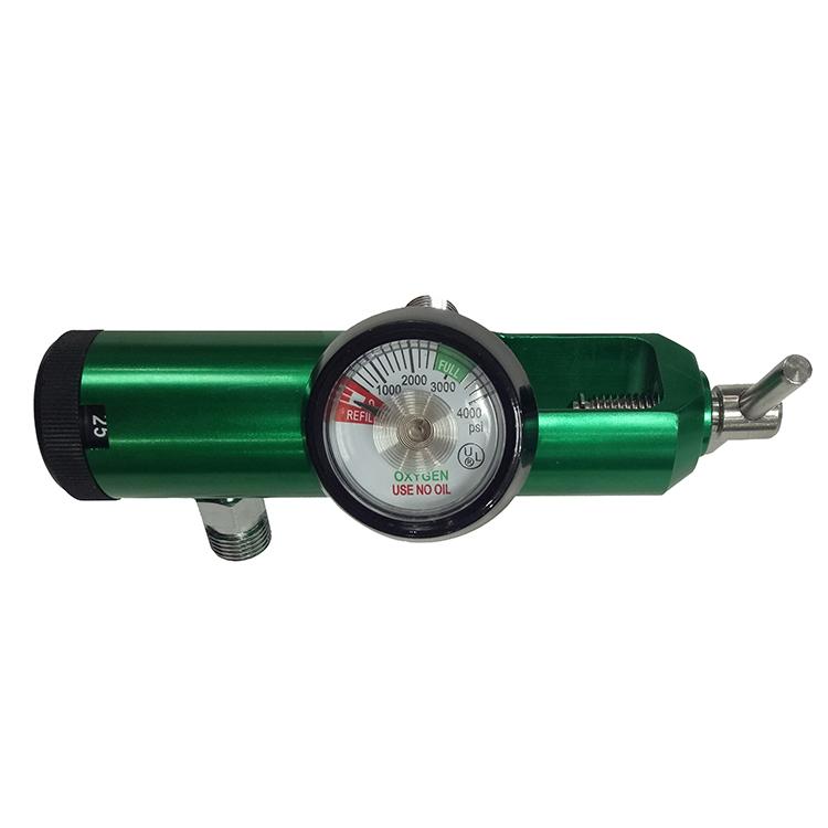 Gas Pressure Regulator Adjustment
