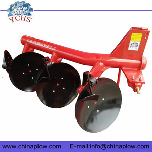 Tractor MF disc plow agricultural tube disc plough