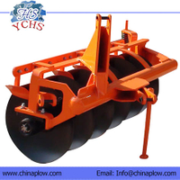 Paddy Driven Disc harrow