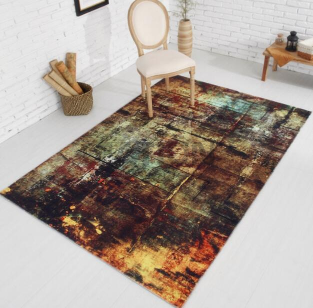 Unique Customize Print Designs Rug Indoor Floor Carpet