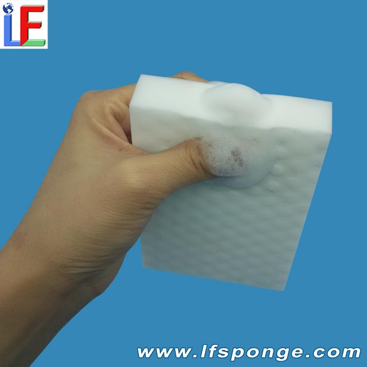 Natural Bathroom Tile Cleaning Sponge Wholesale White