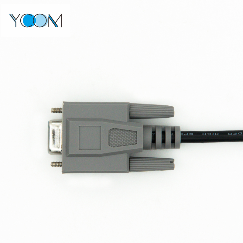 High Quality Female VGA To 2.0 USB Cable