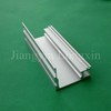 Silver Anodize Aluminium Profile for Windows
