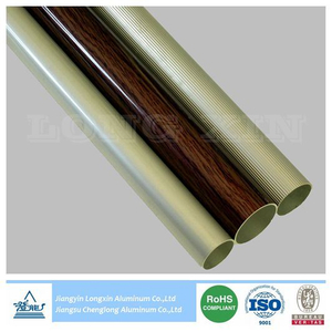 High Quality Anodized and Electrophoresis Aluminium Tube