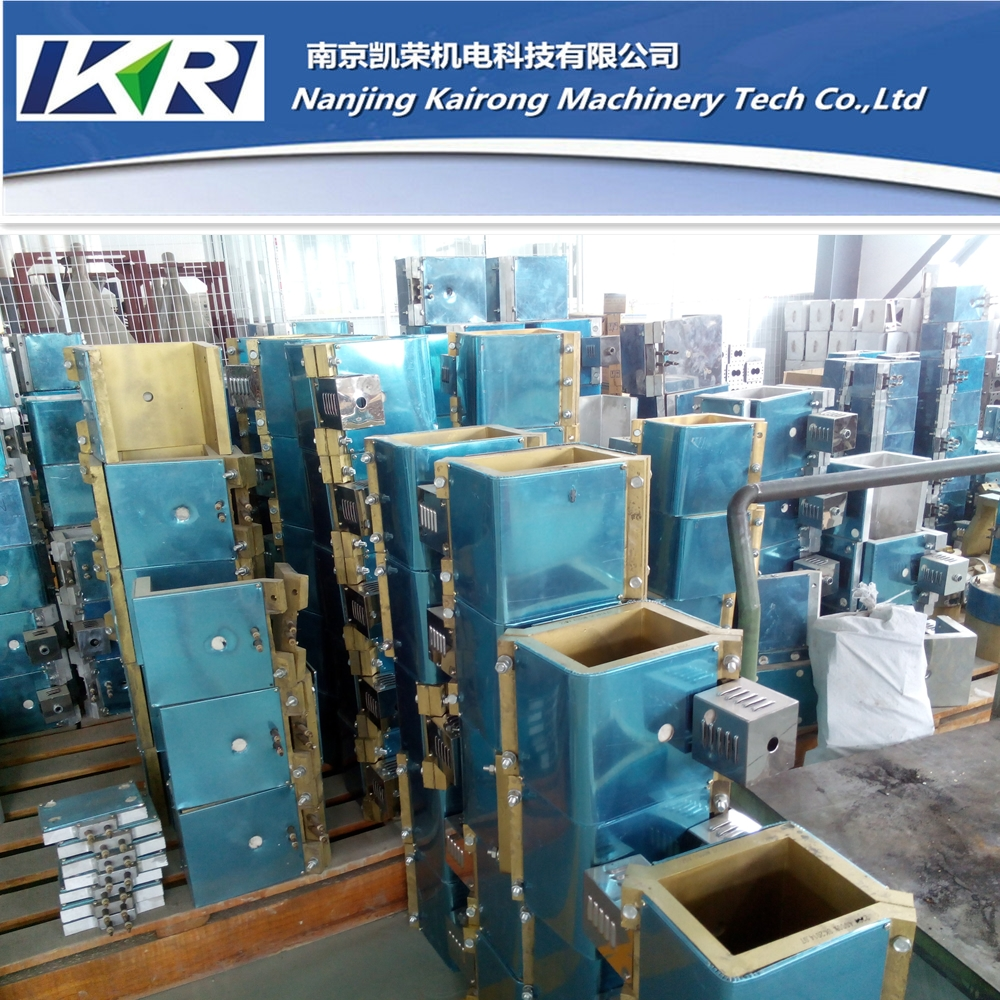 Aluminium And Copper Heater for Twin Screw Extruder Plastic Compound Machine