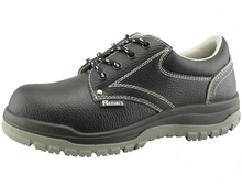 0167 low cut buffalo leather comfortable safety shoes