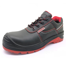 ENS010 Low ankle anti static steel toe work land safety shoes