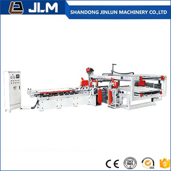 Size Adjustable Shuttering Plywood Double Saw Machine