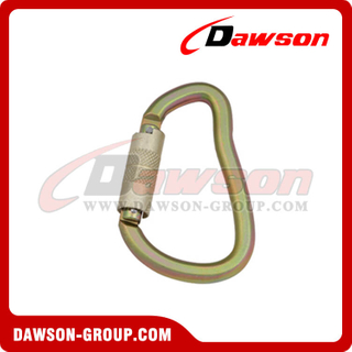 High Tensile Steel Alloy Steel Carabiner DS-YIC007S