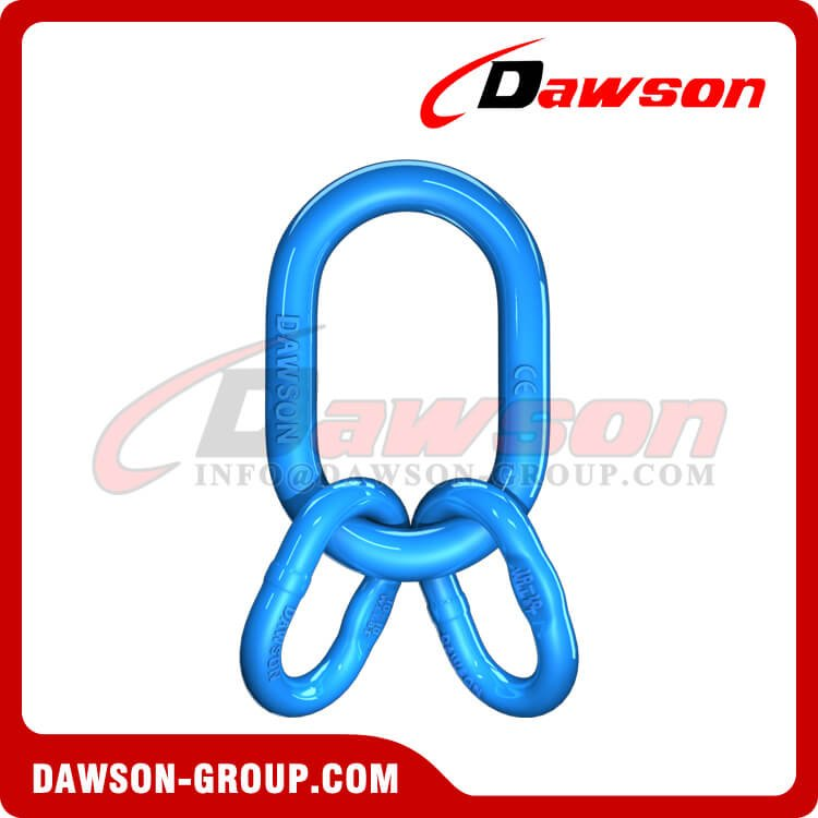 G100 Master Link Assembly, Grade 100 Sub Master Link for Lifting Chains - China Manufacturer, Supplier - Dawson Group Ltd.