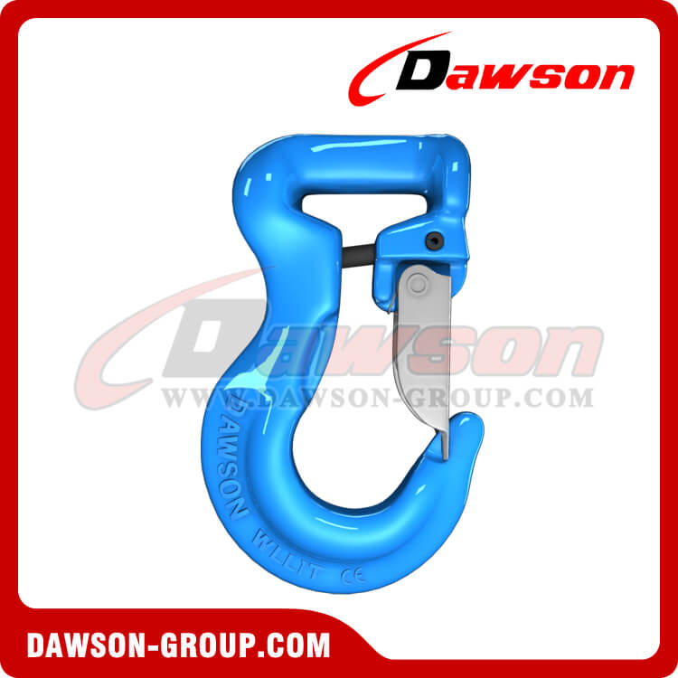 G100 Synthetic Sling Hook for Lifting Slings - China Supplier