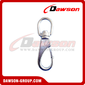 Stainless Steel Swivel Eye Snap