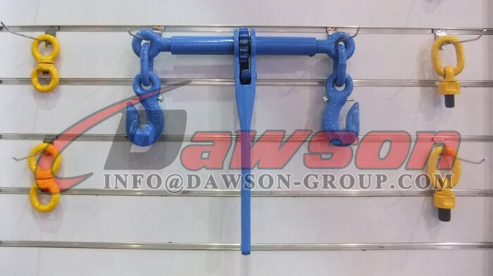 G100 Ratchet Type Load Binder with Safety Hooks - Dawson Group Ltd. - China Manufacturer Supplier, Factory