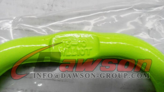 DS1013 Grade 100 Forged Master Link for Lifting Chain Slings - Dawson Group Ltd. - China Manufacturer Supplier, Factory