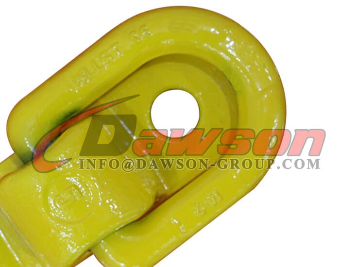 G80 Weld On Pivoting D Link With Pad - Dawson Group Ltd. - China Supplier