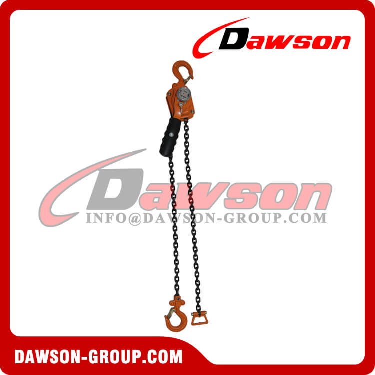 DSHS-X Ratchet Lever Hoist with Overload Protection - China Manufacturer