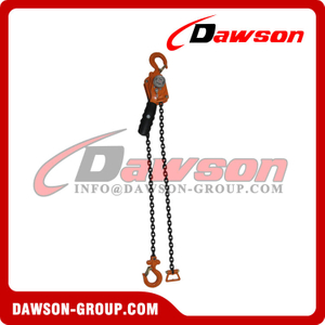 DSHS-X 0.25T - 9T Ratchet Lever Hoist with Overload Protection for Lifting