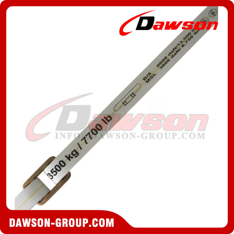 38mm Polyester Woven Cord Lash Strapping, One Way Cord Strap - Dawson Group Ltd. - China Manufacturer