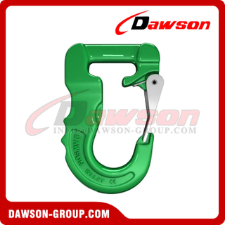DS1055 G100 Web Sling Hook, Synthetic Alloy Round Sling Hook