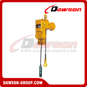 DS-HHBDB type Explosion-Proof Electric Chain Hoist