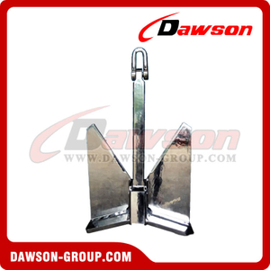 Stainless Steel 316 Ship TW Type HHP Anchor / SS 316 High Holding Power Anchor