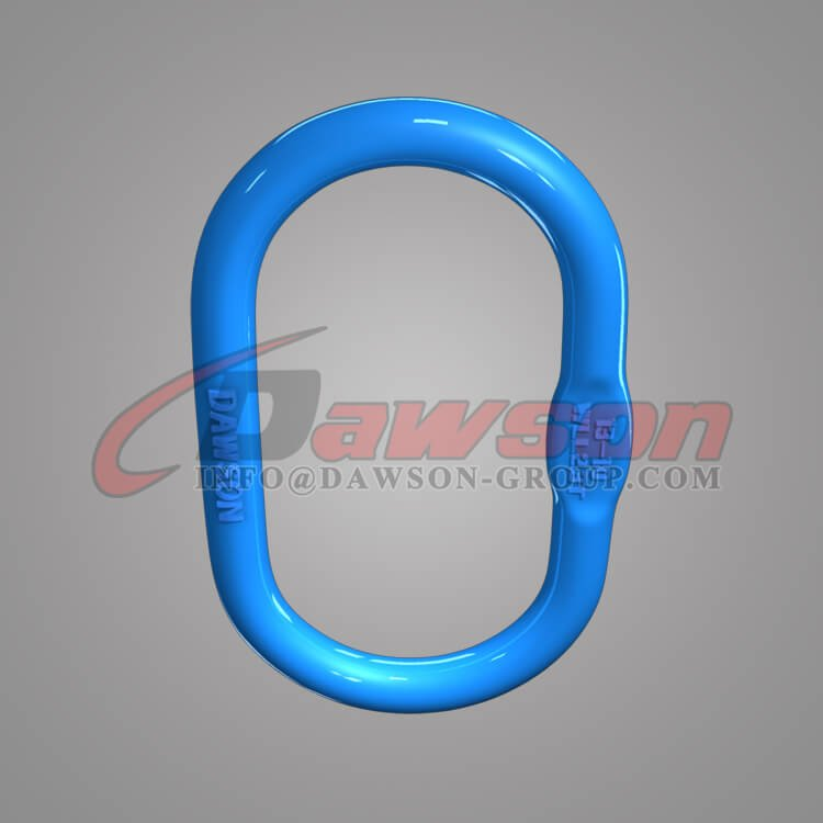Grade 100 Forged Alloy Steel Master Link for Crane Lifting Chain Slings - China Supplier, Factory